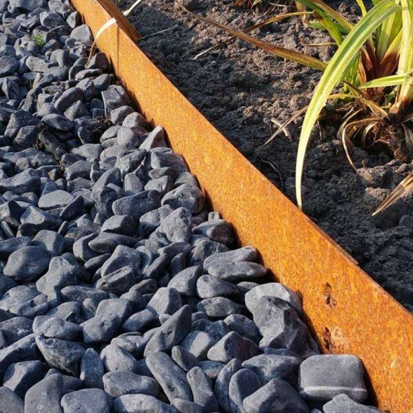 buy corten steel rust garden edging online
