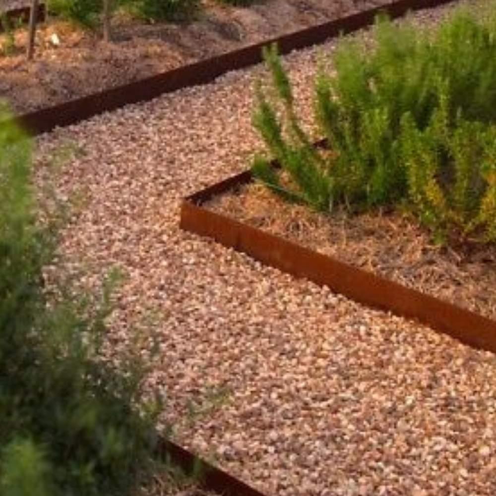 buy decorative steel path edging online