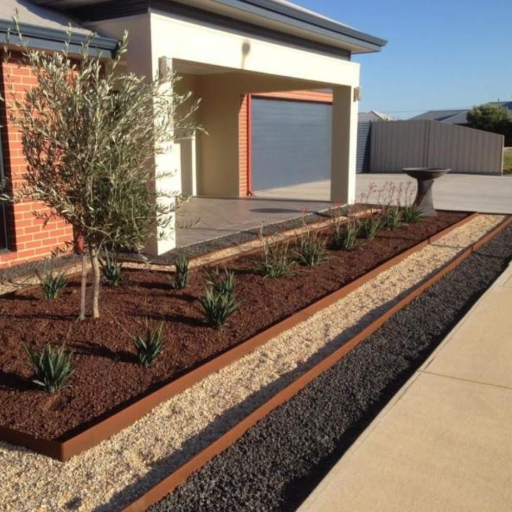 buy mild steel garden edging online